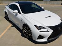 2015 Lexus RC F Carbon Performance Package, This RC F