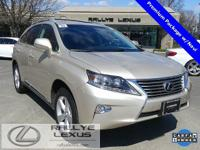 LEXUS CERTIFIED, NEW TIRES, Save $$!, Bluetooth,