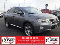 New Price! CARFAX One-Owner. Clean CARFAX. Nebula Gray