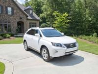 This one owner, beautiful Lexus RX 350 AWD has been
