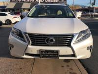 CARFAX One-Owner. Clean CARFAX.  Certified. Lexus