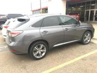 We are excited to offer this 2015 Lexus RX 350. Only