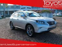 Options:  2015 Lexus Rx 350 350|Silver/|V6 3.5 L