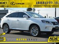 Recent Arrival! 2015 Lexus RX NAVI Odometer is 14951