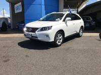 Looking for a clean, well-cared for 2015 Lexus RX 350?