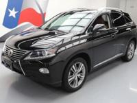2015 Lexus RX with 3.5L V6 Engine,Leather