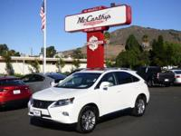 Options:  2015 Lexus Rx 350 350|Carfax One-Owner. Clean