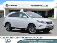 AWD!!   L CERTIFIED BY LEXUS|