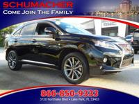 Options:  2015 Lexus Rx350 Navigation| |Engine