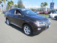 DRIVE FOREVER!! THIS LEXUS RX 350 COMES WITH A LIFETIME