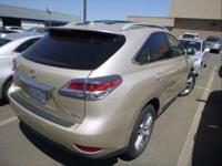 2015 Lexus RX 350. AWD and Parchment Leather. The Kuni