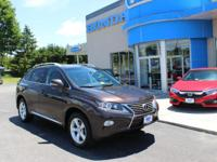 2015 RX 350 AWD, Leather, Sunroof, Power Rear Liftgate,
