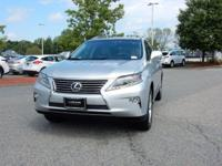 2015 Lexus RX 350 in Silver Lining Metallic, SUNROOF /