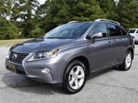 CarFax 1-Owner, This 2015 Lexus RX 350 Base will sell