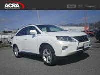 Lexus RX 350, options include: an Auxiliary Audio