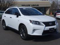 Options:  2015 Lexus Rx 350 Crafted Line F Sport|Ultra