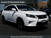 Options:  2015 Lexus Rx 350|White/|V6 3.5 L
