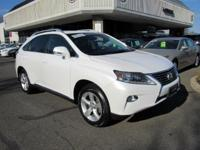 CARFAX One-Owner. Clean CARFAX. Starfire 2015 Lexus RX