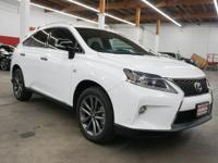 This 2015 Lexus RX 350 4dr AWD 4dr Crafted Line F Sport