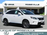 AWD!!    F Sport Pkg!!   L CERTIFIED BY LEXUS|LOW