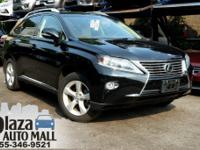 2015 Lexus RX 350 Stargazer Black CARFAX One-Owner.