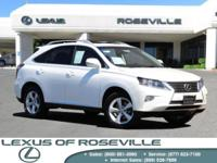 AWD!!   L CERTIFIED BY LEXUS| MOONROOF|Premium Pkg,