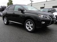 AWD, Black Cloth. CARFAX One-Owner. Clean