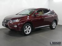 Loaded with Navigation System with Voice Command Lexus