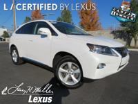 *This Lexus RX 350 AWD Premium Package Has Everything