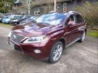 2015 Lexus RX 350. AWD and Saddle Tan Leather. Hurry