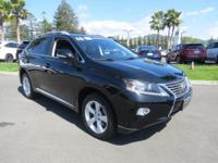 DRIVE FOR EVER!! THIS LEXUS RX 350 COMES WITH A
