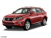 2015 Lexus RX 350 Finished with Claret Mica exterior