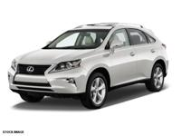 2015 Lexus RX 350 Finished with Starfire Pearl exterior