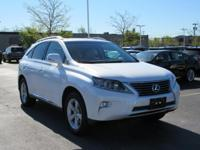 Outstanding design defines the 2015 Lexus RX 350! This