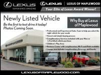 EPA 24 MPG Hwy/18 MPG City! CARFAX 1-Owner LOW MILES -
