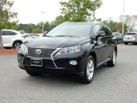 2015 Lexus RX 350 in Obsidian, SUNROOF / MOONROOF, L/
