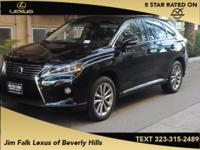 SUPER LOW MILES-NAVIGATION-ONE OWNER!! This RX450H was