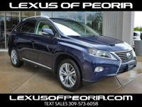 Options:  2015 Lexus Rx 450H Base|Carfax One-Owner. L/