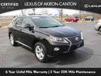 Lexus L/Certified!!!! One-Owner. Clean CARFAX.