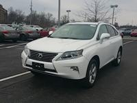CARFAX One-Owner. Starfire Pearl 2015 Lexus RX 350 AWD