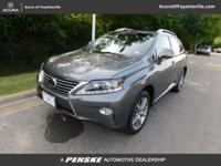 EPA 24 MPG Hwy/18 MPG City! Excellent Condition, CARFAX