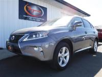 FREE POWERTRAIN WARRANTY! VERY CLEAN 2015 LEXUS RX350