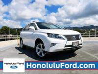 +++++++ CARFAX One-Owner. Clean CARFAX!! 2015 Lexus RX
