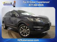 Recent Arrival! CERTIFIED 2015 Lincoln MKC Black. CALL