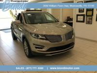 One Owner! Clean Title! Lincoln Certified! AWD (All
