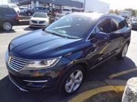 As an added feature, this 2015 Lincoln has received a