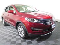 2015 Lincoln MKC Select with a EcoBoost 2.0L Engine.