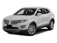 New Price! 2015 Lincoln MKC Equipment Group 100A