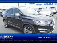 New Arrival! This Lincoln MKC is Certified Preowned!