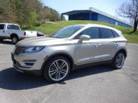 Options:  2015 Lincoln Mkc Awd|Awd 4Dr Suv|2.3L|4
